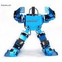 Robot humanoide 17DOF. Basado en Arduino.Potentes servomotores